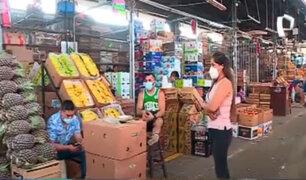 Mercados empiezan a normalizar precios tras finalizar huelga de transportistas