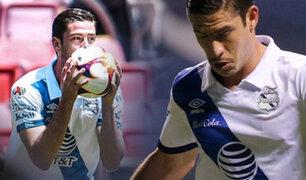 Santiago Ormeño marcó en empate del Puebla ante el Toluca