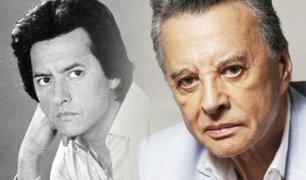 Palito Ortega se retira de los escenarios a sus 80 años