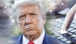 Trump continuará vetado en Facebook por seis meses más