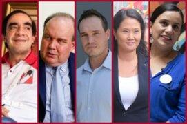 Elecciones 2021: Tendencias políticas en los discursos de los candidatos presidenciales