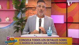 Conoce todo acerca del regreso de Alianza Lima a Primera División