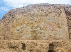 Descubren pintura mural de más de 3 200 años en La Libertad