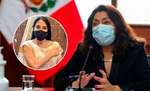Astete reveló que Violeta Bermúdez le sugirió no involucrar al presidente