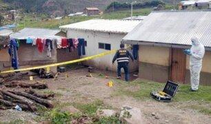 PNP capturó a sujeto que habría matado a hachazos a su pareja en el Cusco