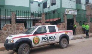 Detienen a policía que manejaba bajo los efectos del alcohol en Puno