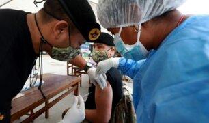 Cerca de medio millón de peruanos ya han sido vacunados contra el COVID-19, señala el Gobierno