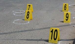 Breña: delincuentes balean a cambista que se resistió a asalto