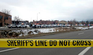 EEUU: confirman varios muertos durante tiroteo en supermercado de Colorado