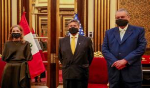 Nueva embajadora de los EEUU presentó sus credenciales e iniciará funciones en Perú