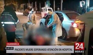 COVID-19: hombre muere en su auto esperando atención en hospital