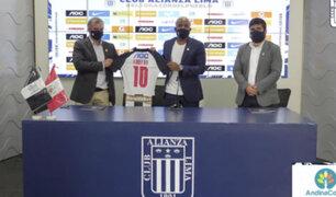 """Jefferson Farfán regresó a Alianza Lima: """"Me voy a retirar en el equipo de mis amores"""""""