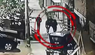 VES: delincuentes armados asaltaron a dos mujeres que retornaban de trabajar