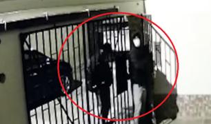 Pueblo Libre: delincuentes roban equipos valorizados en S/10.000 mientras familia dormía