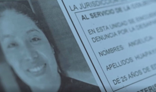 Mininter y Defensoría presentan campaña Por un Perú seguro sin historias desaparecidas