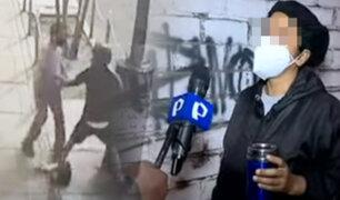 Raqueteros en moto siembran terror en calles de Chorrillos