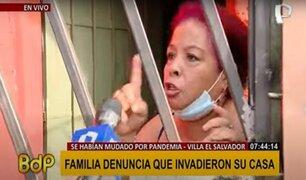 VES: mujer denuncia que una familia se adueñó de su propiedad