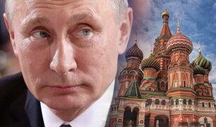 Rusia aprueba ley que permite la reelección de Putin después del 2024