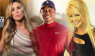 Tiger Woods: Dos de sus examantes preparan libros sobre su relación con el golfista