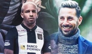 Pizarro saludó el regreso de Farfán a Alianza Lima