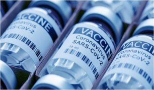 Advertencia mundial: Interpol recomienda no comprar vacunas contra la COVID-19 por internet