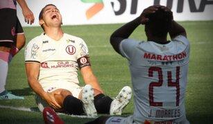 Suspendido: Universitario-UTC no se jugará tras casos de COVID-19 en plantel crema