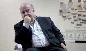 Elecciones 2021: Hernando de Soto esperará resultados finales de la ONPE para pronunciarse
