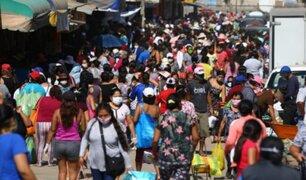 Minsa: 40% de casos de Covid-19 en Lima provienen de la variante brasileña