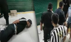 Delincuente extranjero es capturado robando en galería del Cercado de Lima