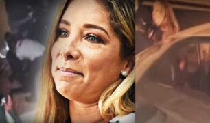 Así fue la intervención policial a Sofía Franco tras denuncia de violencia doméstica