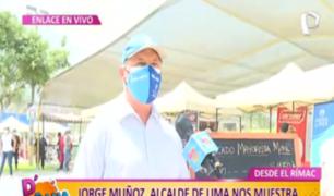 Mercado Mayorista Móvil llegó al Rímac con los mejores precios