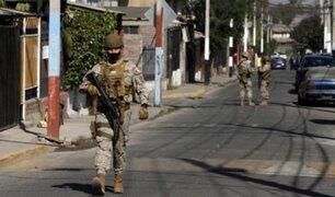 Crisis sanitaria por COVID-19: Chile decreta cuarentena total en Santiago