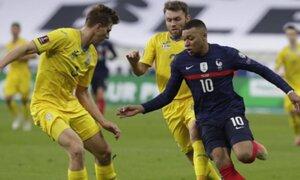 Eliminatorias Qatar 2022: El golazo de Griezmann en el empate de Francia ante Ucrania