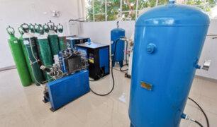 Defensoría pide al Minsa informar sobre acciones para adquirir plantas de oxígeno