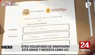San Miguel: familia solicita cama UCI para paciente con COVID-19