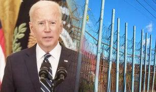 EEUU: Joe Biden defiende su política migratoria ante críticas