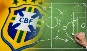 Brasil: clubes de fútbol sólo podrán despedir a 2 entrenadores por temporada
