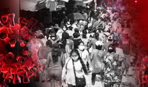 COVID-19: Perú alcanzó pico máximo de contagios diarios en lo que va de la pandemia