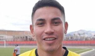 Jean Deza otra vez en la polémica: club Cultural Santa Rosa comunicó salida del futbolista
