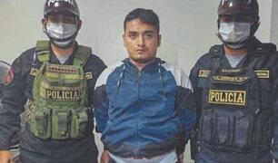 """Trujillo: ordenan 9 meses de prisión preventiva para peligroso criminal """"Cara de Bebé"""""""
