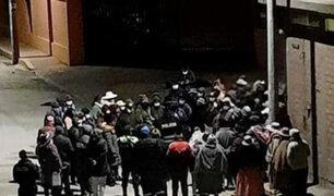 Puno: pobladores capturan y matan a golpes a extranjero que robó celular