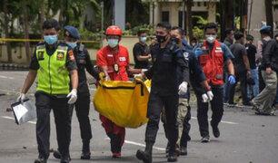 Indonesia: muertos y heridos deja sangriento atentado durante misa de Domingo de Ramos
