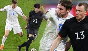 Alemania goleó a Islandia en su debut por las Eliminatorias a Qatar 2022