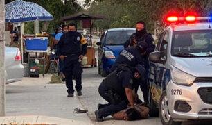 México: mujer muere asfixiada tras ser sometida por policías en Tulum