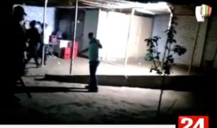 Chimbote: 50 intervenidos en nueva 'fiesta COVID'