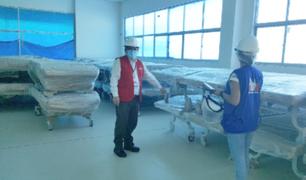 Ucayali: Defensoría pide poner en funcionamiento 167 camas clínicas que están sin uso