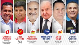 Elecciones 2021: hoy continúa la segunda jornada del debate presidencial organizado por el JNE