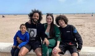 Marcelo será sancionado por no respetar el cierre perimetral e irse a la playa