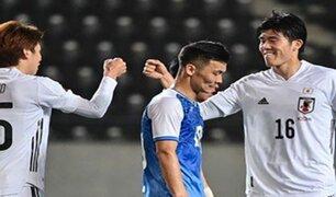 Eliminatorias Qatar 2022: Japón aplasta a Mongolia con goleada histórica de 14-0