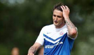 Arrestan a exjugador de la Bundesliga por presunto delito de narcotráfico